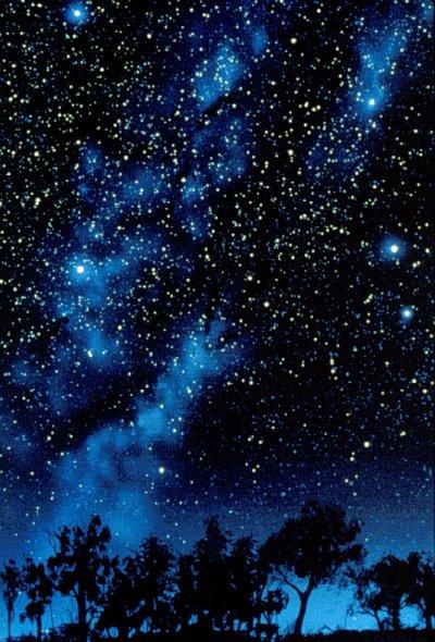 essay on wonders of the night sky